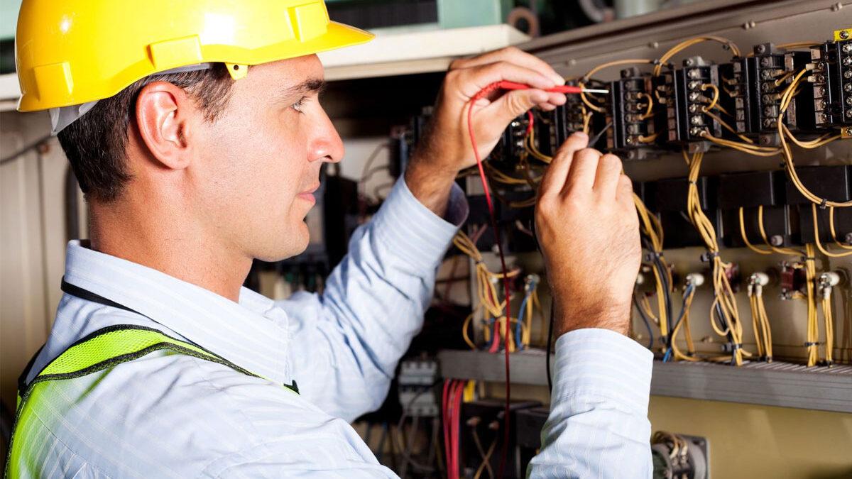 شغل برقکار ساختمان