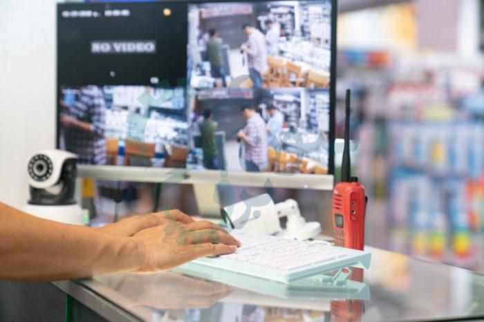 انتقال تصویر دوربین مدار بسته روی کامپیوتر