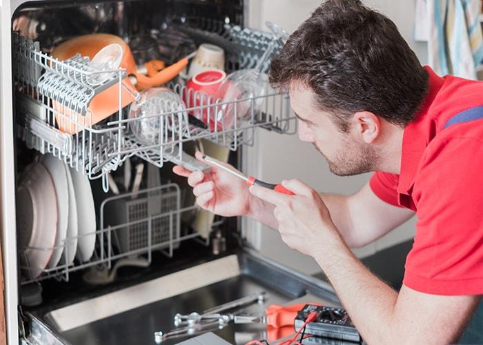 علت ایجاد سروصدا در هنگام کارکرد ظرفشویی