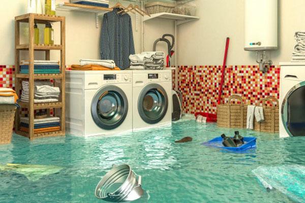 علت نشت آب لباسشویی