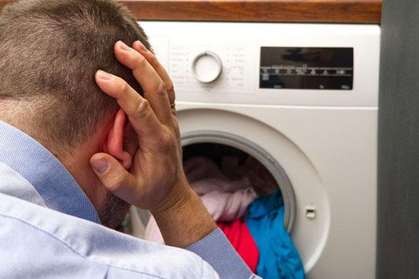 علت ایجاد سروصدای اضافی در ماشین لباسشویی
