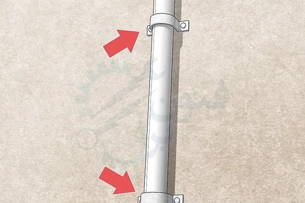 چگونگی نصب کولر گازی