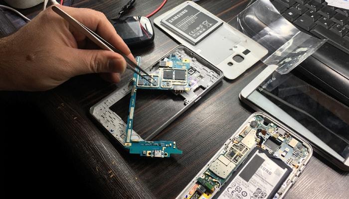 آموزش تعمیرات سخت افزار اندروید