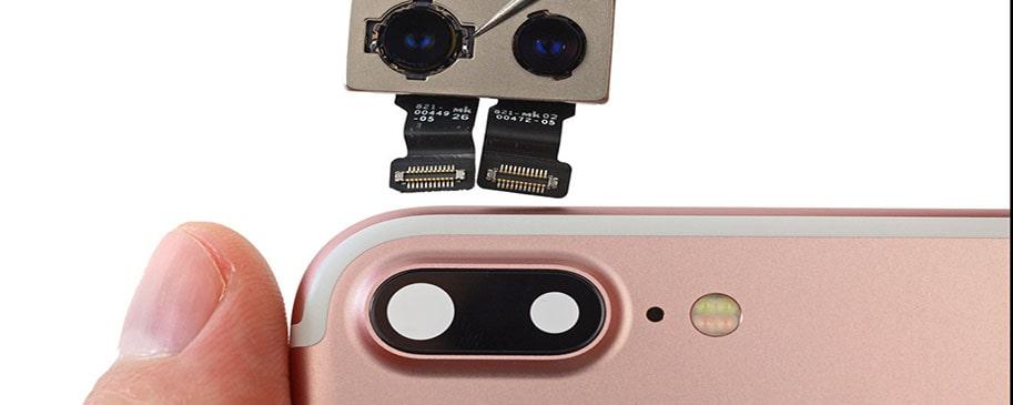 تعمیر دوربین گوشی