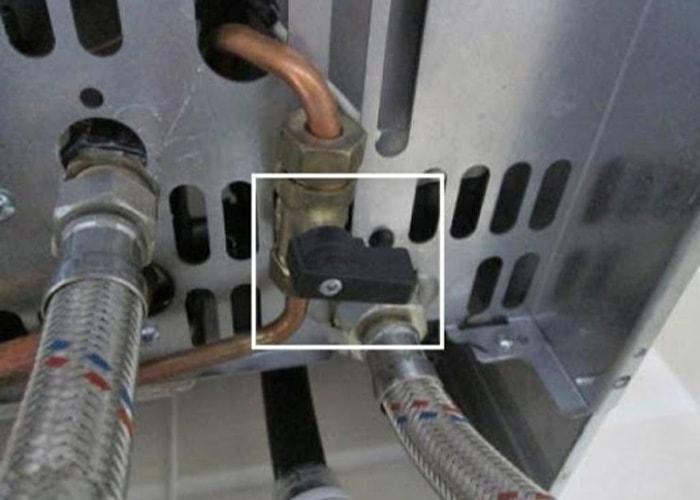 فشار آب پکیج ایران رادیاتور