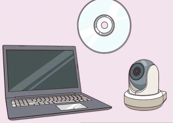 نصب دوربین مدار بسته