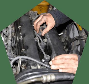 آموزش تعمیر موتور EF7 و L90