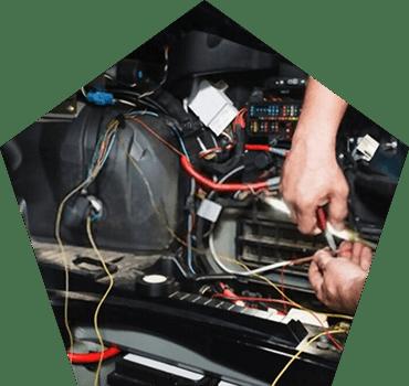 آموزش مالتی پلکس خودرو (برق شبکه ای)
