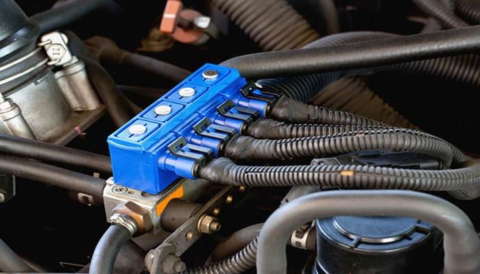 سیستم سوخت انژکتوری