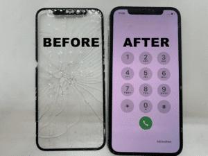 تعمیر صفحه نمایش آیفون