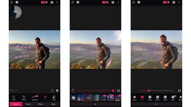 معرفی حرفه ای ترین برنامه های ادیت عکس در گوشی های اندرویدی های