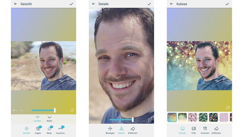 برنامه های ادیت عکس در گوشی های اندرویدی