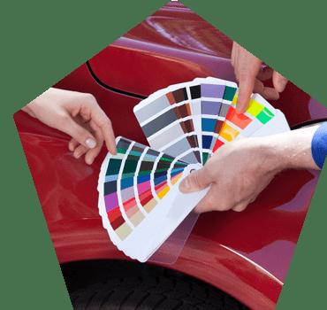 آموزش سرامیک و ریکاوری رنگ خودرو