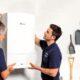 استانداردهای نصب پکیج